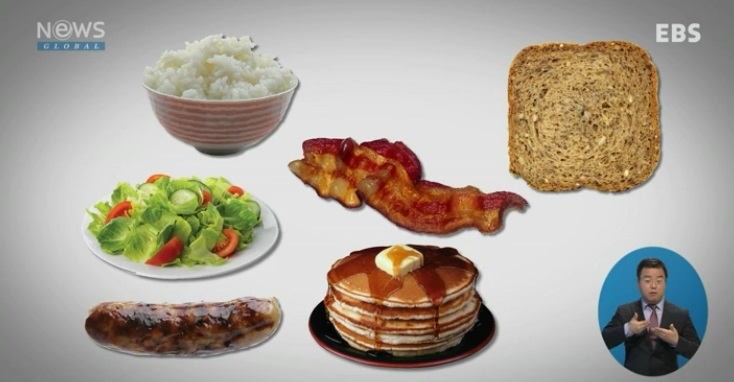 <뉴스G> 고단백 아침식사가 건강을 지킨다