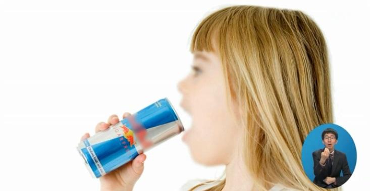 <뉴스G> 에너지 음료, 청소년에게 안전할까?
