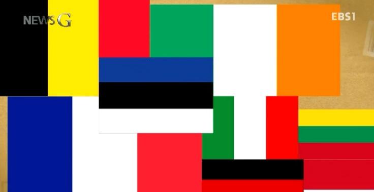 <뉴스G> 국기를 보면 역사가 보인다
