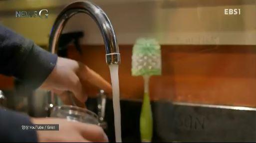 <뉴스G> 오늘 내가 사용한 물은 얼마나 될까?