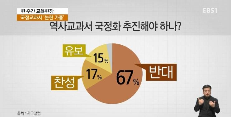 <한 주간 교육현장> 베일 벗은 국정교과서‥논란 가속화