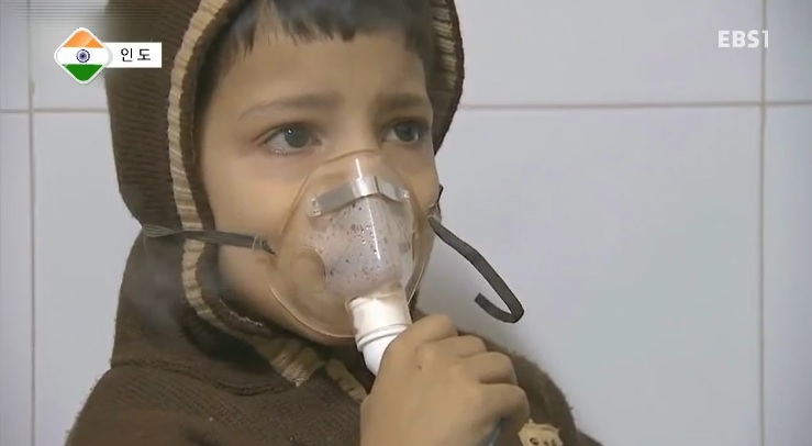 <세계의 교육> 인도, 축제 맞이 폭죽‥대기오염 비상