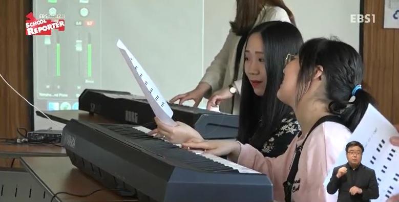 <스쿨리포트> 청소년 힐링 프로젝트, '청소년 싱어송라이터'