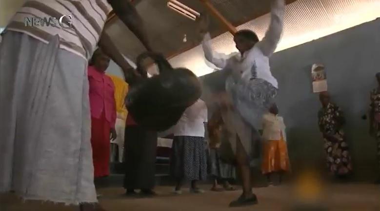 <뉴스G> 케냐 중년 여성들의 복싱 열풍