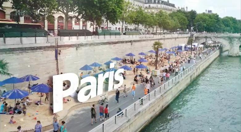 <뉴스G> 파리지앵에게…휴가란?