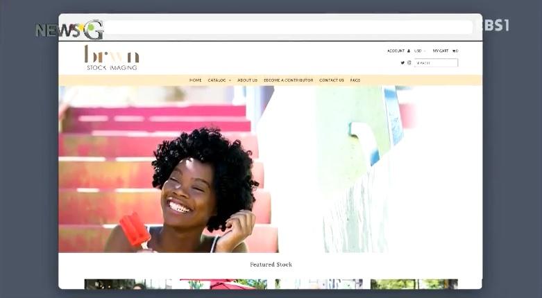 <뉴스G> 우리 사진엔 흑인이 있습니다