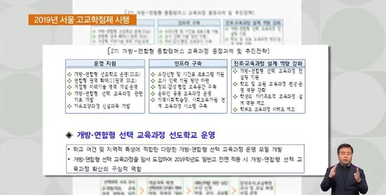서울 일반고, 2019년 고교학점제 도입‥인프라 부족 우려