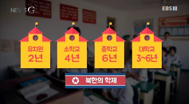 <뉴스G> 다른 듯 비슷한 북한의 교육제도