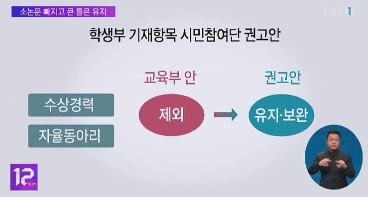 '학생부에 '소논문' 못 쓴다‥큰 틀은 현행 유지