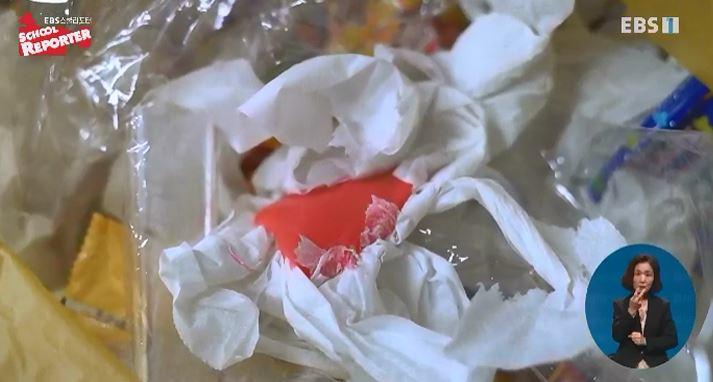 <스쿨리포트> 액체괴물, 잘못 버리면 '환경오염' 원인 된다?