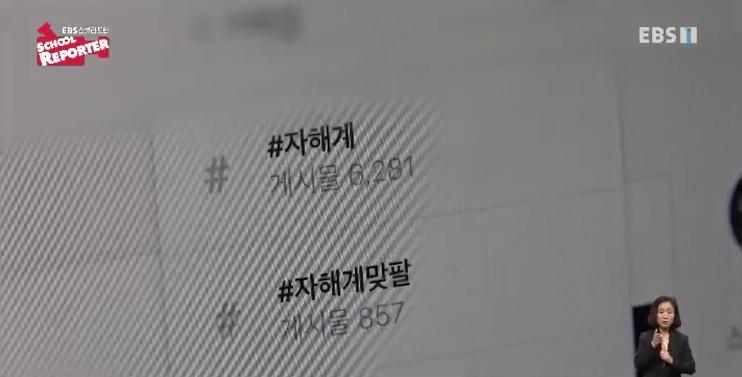 <스쿨리포트> 청소년 사이에서 번지는 'SNS 자해 인증'
