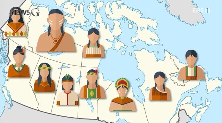 <뉴스G> 인디언 부족이 생각을 기록하는 방법