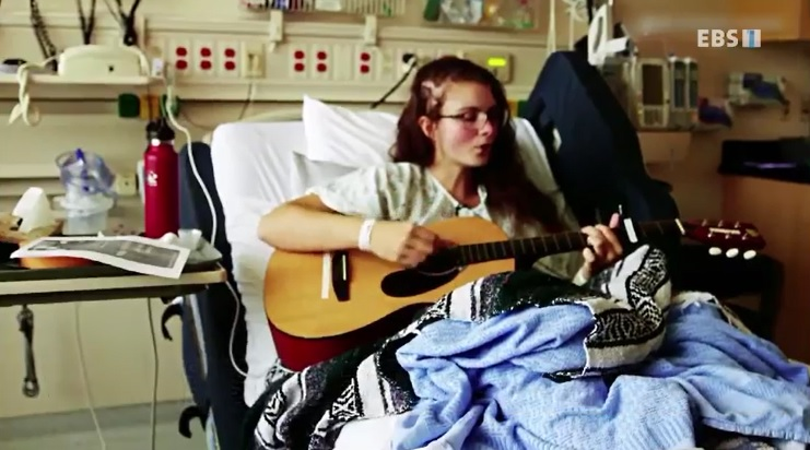 <세계의 교육> 노래 부르며 뇌 수술 받은 소녀