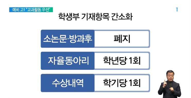 '대입개편' 예비 고1‥