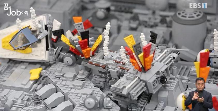 <꿈을JOB아라> 레고, 작품이 되다‥'레고 공인 작가'
