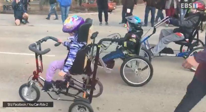 <뉴스G> 나도 두발 자전거를 탈 수 있다