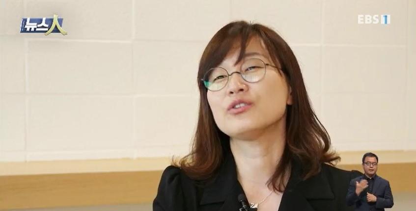 <뉴스人> 장애가 무의미한 세상을 꿈꾸는 '엄마 홍윤희'