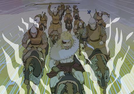29화 개마대산 전투