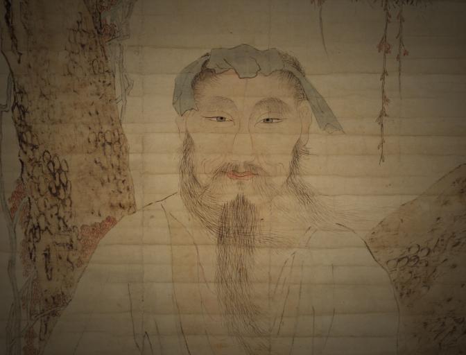 문화유산 시리즈 - 문인화의 미학 이인상의 설송도(雪松圖)