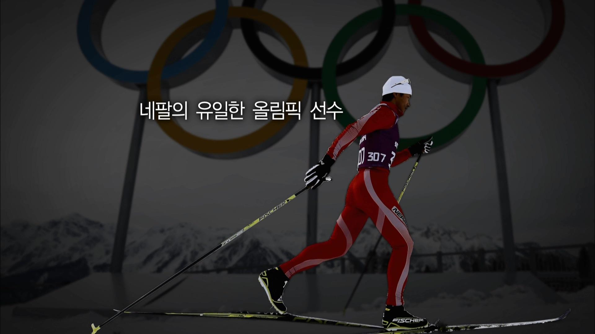 다와의 올림픽