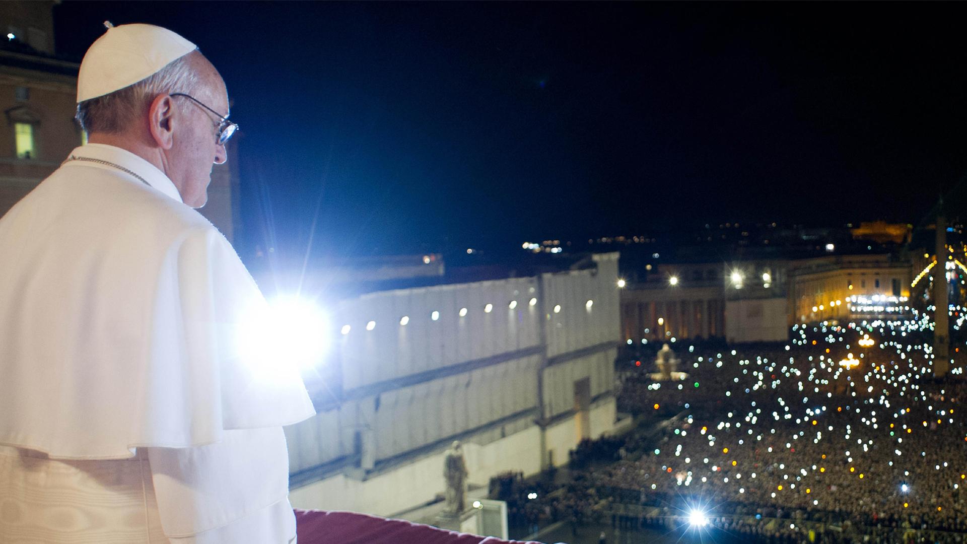 새로운 교황