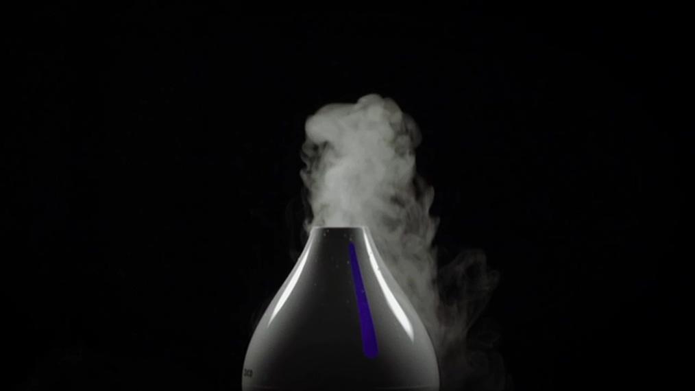 기이한 폐 질환 징조