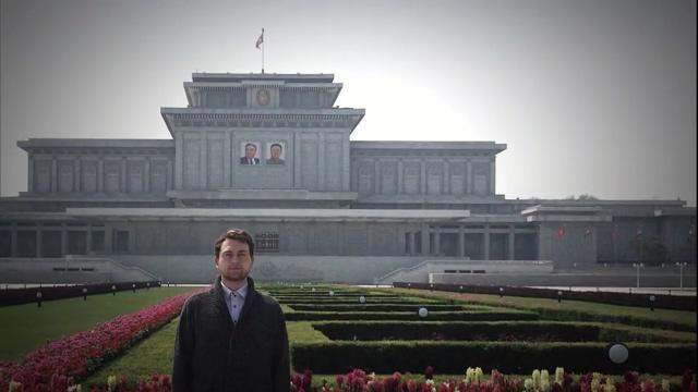 니콜라이 욘센 북한 여행기