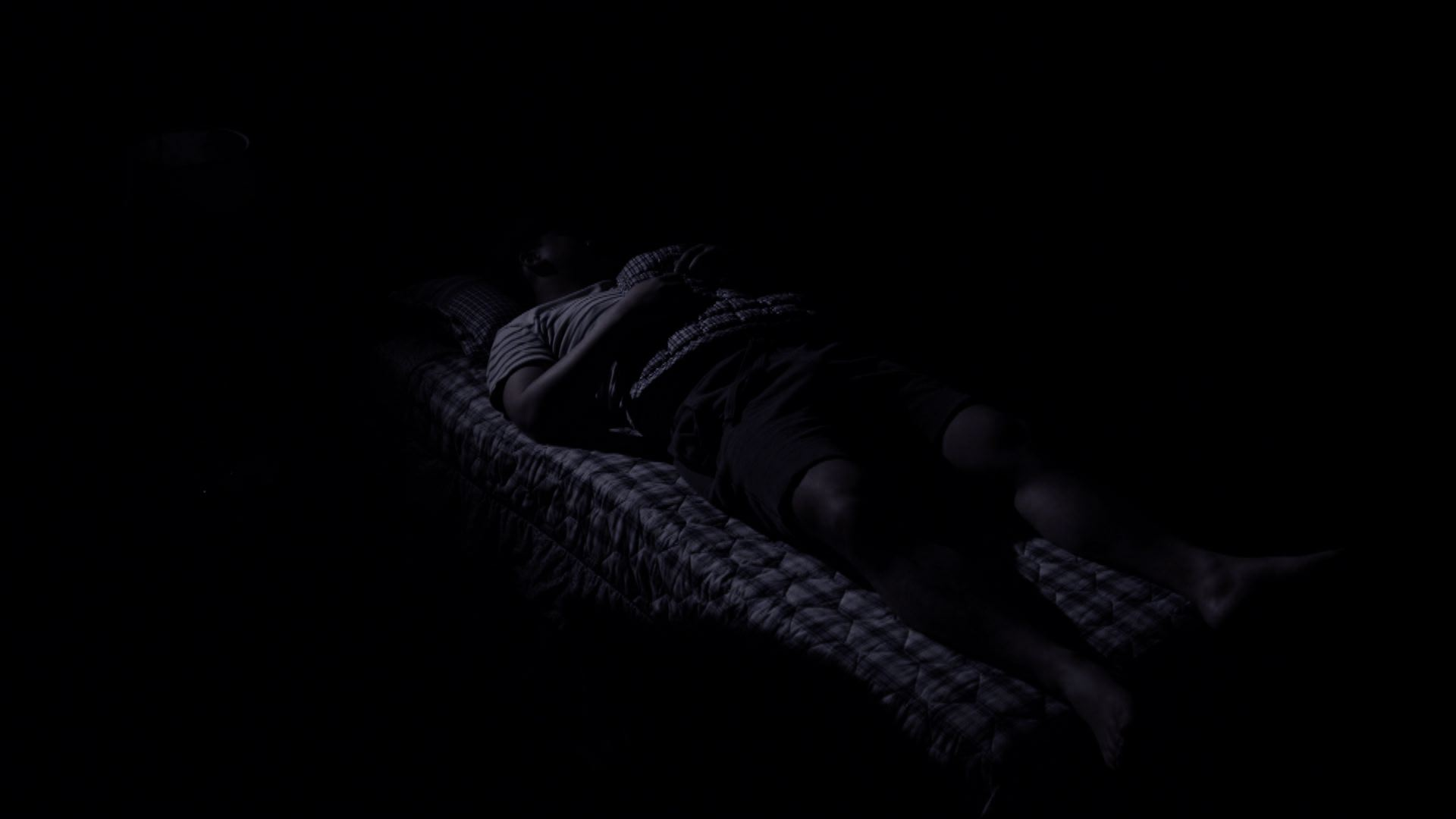 한밤의 울음소리