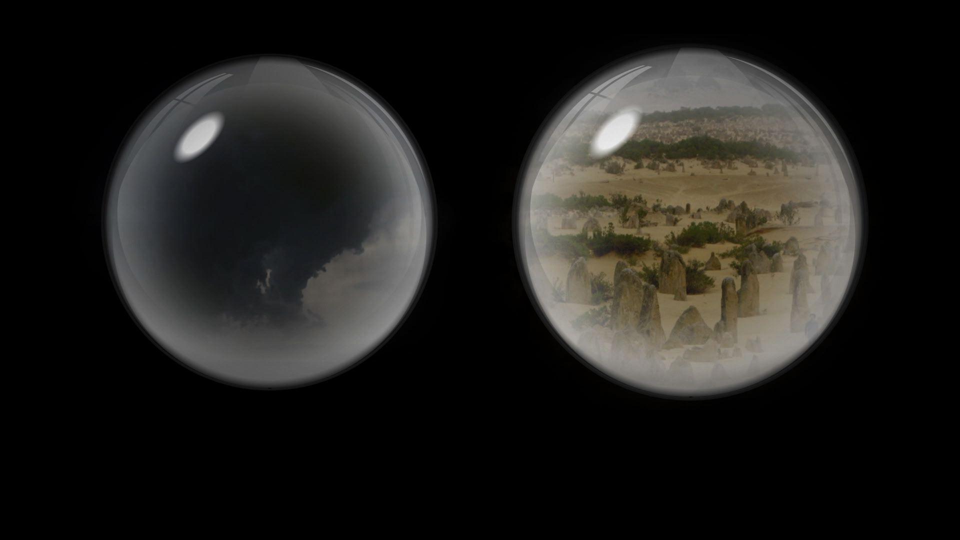 두 세계의 이야기