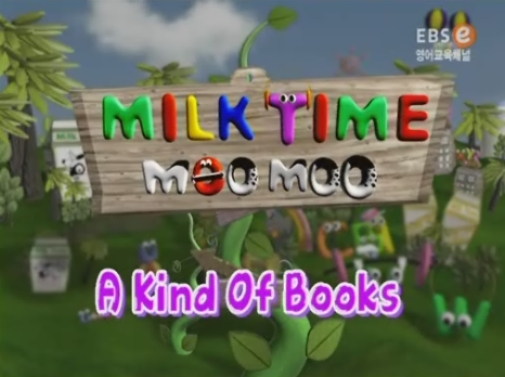 Milk Time - moomoo