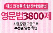 영문법 3800제