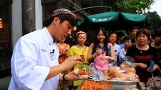 청춘 세계 도전기-요리 천하, 중국을 가다