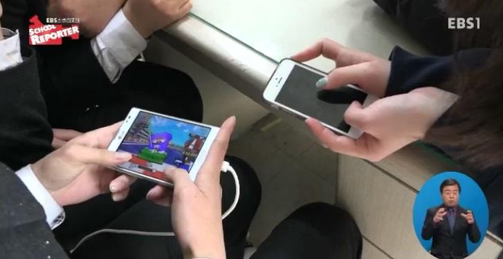 <스쿨리포트> 충전 중 휴대폰 사용, 그 위험한 유혹