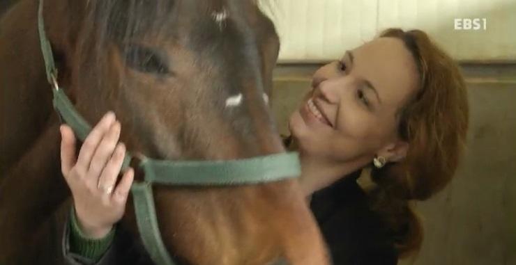 <뉴스G> 말(馬)로 치유하는 '호스 테라피'