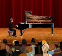 쇼팽을 기념하기 위한 국제피아노콩루르