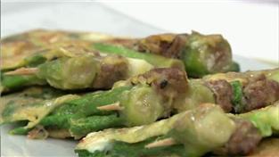 최고의 요리비결, 이순옥의 소고기 두릅적과 버섯김치