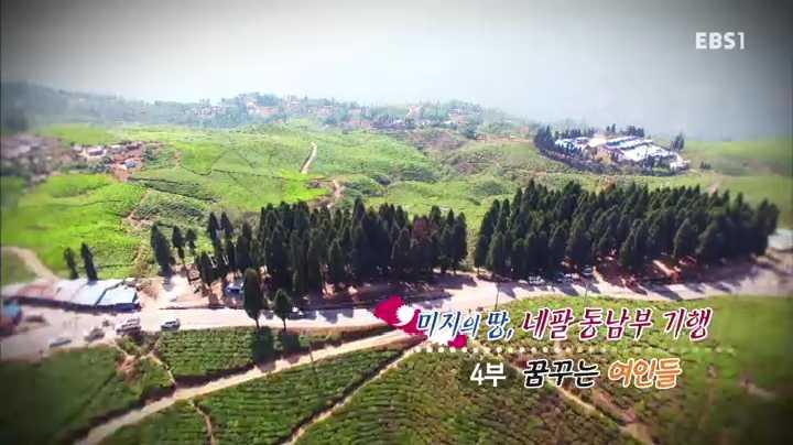 세계테마기행, 미지의 땅, 네팔 동남부 기행 4부 꿈꾸는 여인들