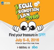 SPP 국제 콘텐츠 마켓, SEOUL PROMOTION PLAN 2016