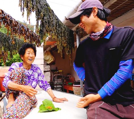 한국기행, 여섯 할머니의 평생직장