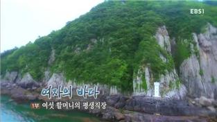 한국기행, 여자의 바다 1부 여섯 할머니의 평생 직장