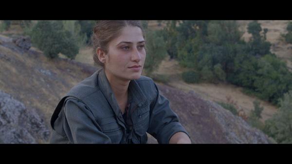 장미의 땅: 쿠르드의 여전사들