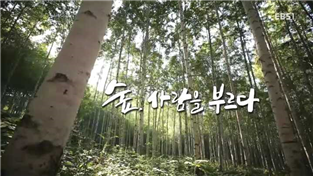하나뿐인 지구, 숲, 사람을 부르다