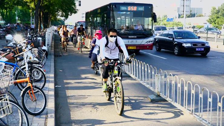 니하오 차이나(2TV), 건강한 두 바퀴! 중국 자전거 문화