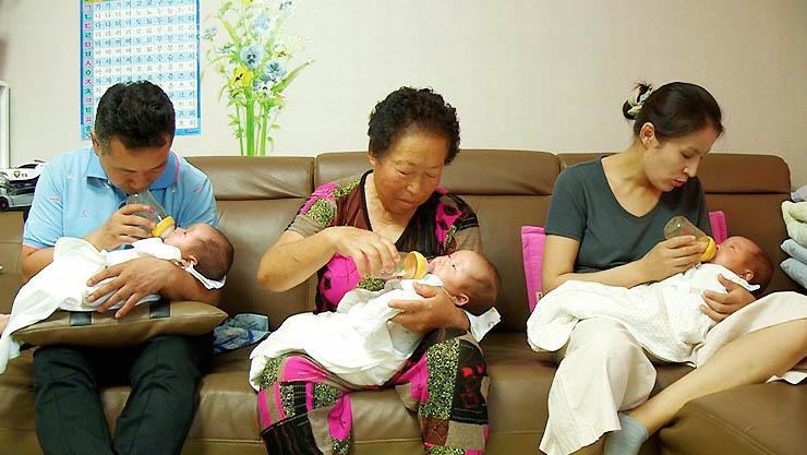 부모 '위대한 엄마', <첫방송> 삼둥이네 6남매 / 개그맨 권재관, 할머니 독박육아