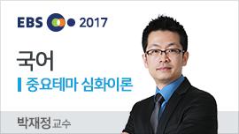 2017 명품 국어 중요테마 심화이론