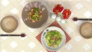 최고의 요리비결, 최진흔의 꽃게탕과 시래기 들깨조림