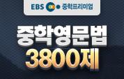 2017년 최신판 중학영문법 3800제