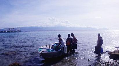 필리핀 보물섬, 비사야 제도
