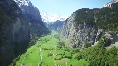 낭만 알프스 기행,스위스