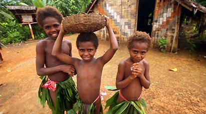 원시의 섬, 바누아투